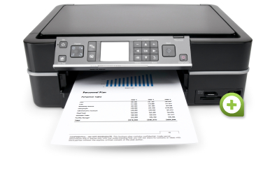 Top-notch printed documents