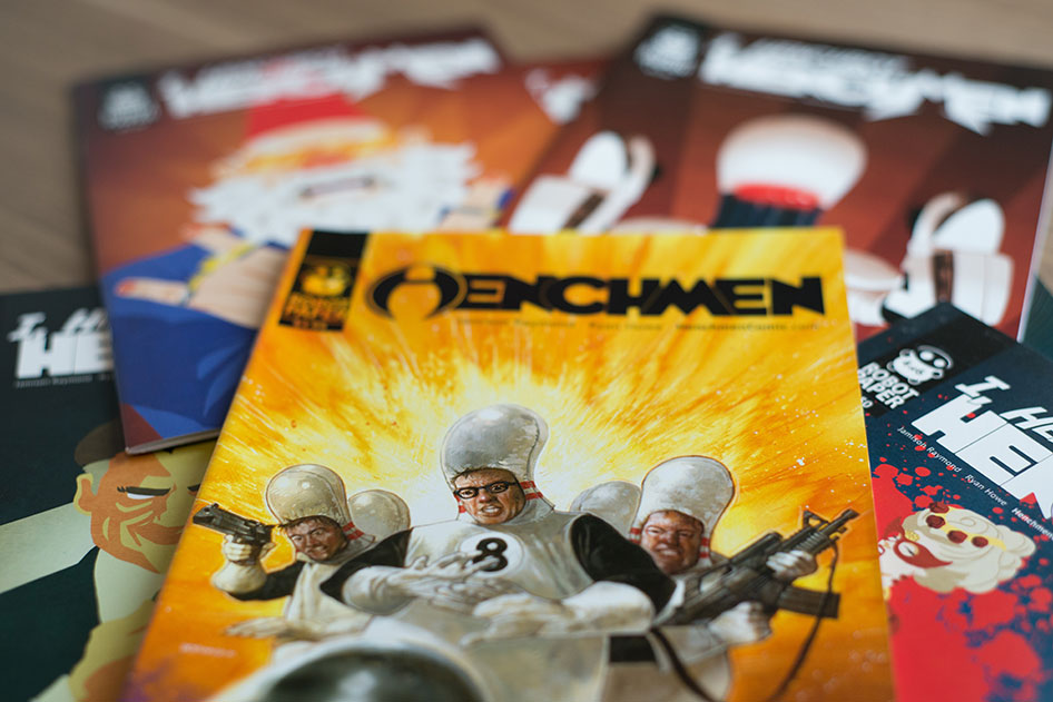 Henchmen Comics