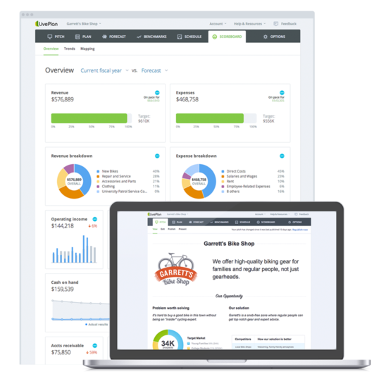LegalZoom customers get the first month half off - LivePlan - LivePlan